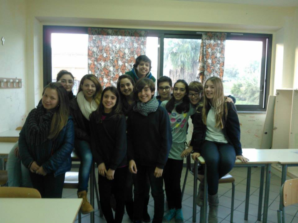 The Sicilian Project Students